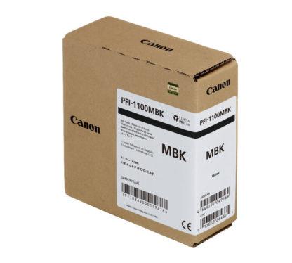 Canon PFI-1100MBK