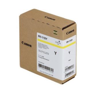 Canon PFI-110Y