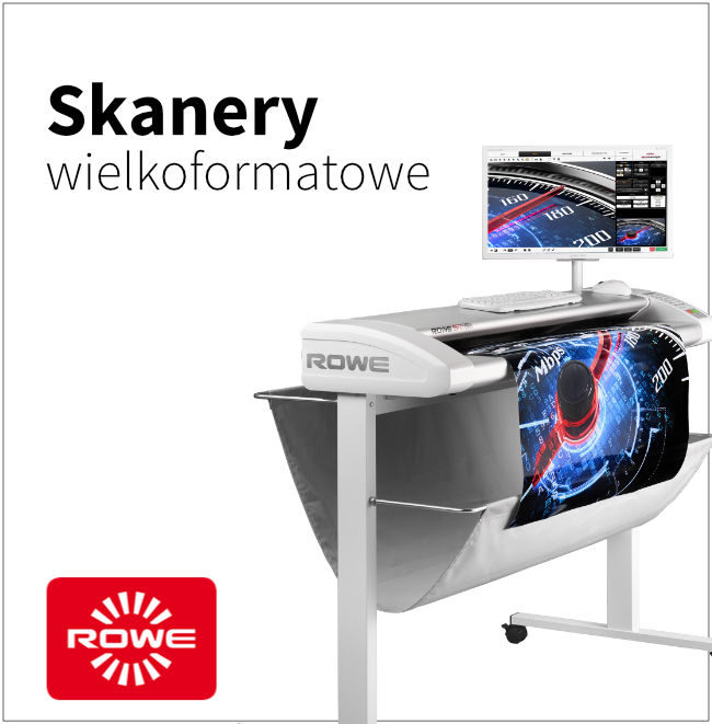 Rowe Scan 850i