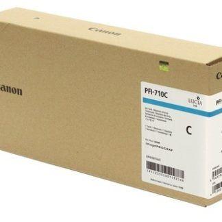 Canon PFI-710C