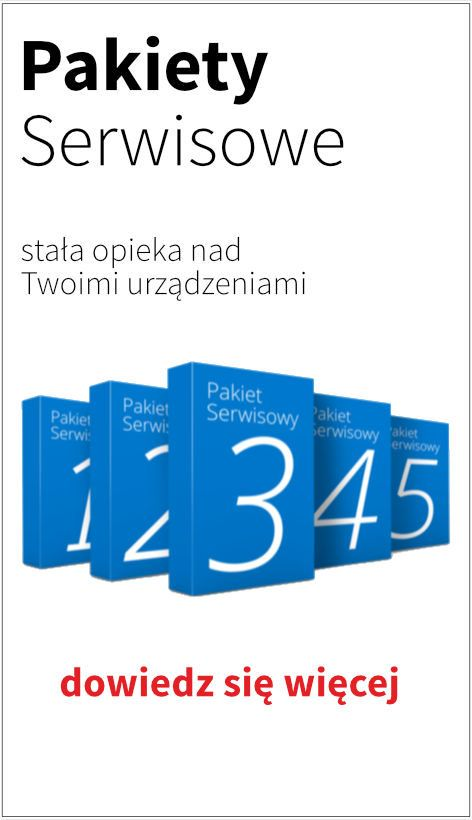 baner pakiety serwisowe